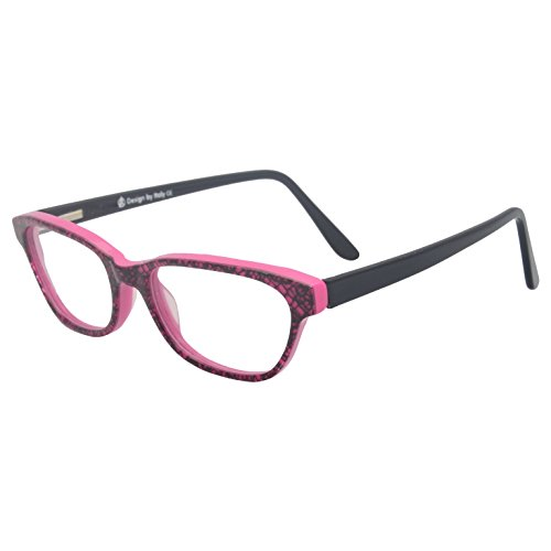 ccb3ae8a32 Optical Express Plastic Black color Cateye shape Ladies Frames  Amazon.in   Clothing   Accessories