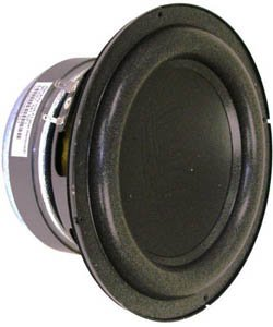 Bazooka Wf641.5 6 Ohm Replacement Woofer For Bazooka