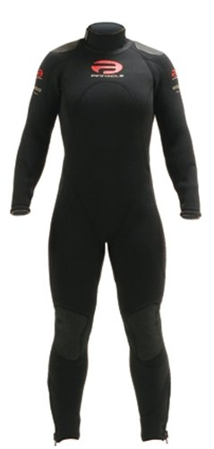 (Pinnacle Cruiser 5mm Womens Wetsuit (Medium-Large Short))
