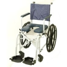 Invacare Mariner Rehab Shower Commode Chair - 16'' Seat