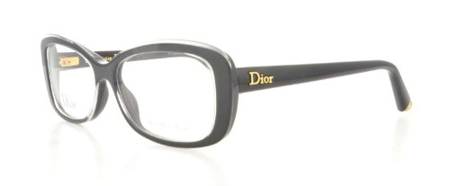 DIOR Eyeglasses 3272 03ID Crystal Black - Glasses 2013 Dior Prescription