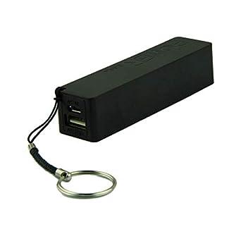 Bibao - Cargador portátil con cadena de llave, sin batería ...