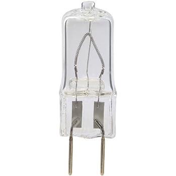 Ge Wb25x10019 Microwave Halogen Lamp Bulb Amazon Com