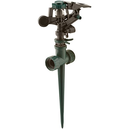 Melnor 9560C Full or Part Circle Pulsating Sprinkler