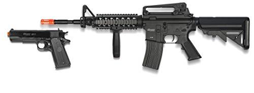 (Sig_Sauer Patrol AEG Kit w/ 7500 BBS - Black)