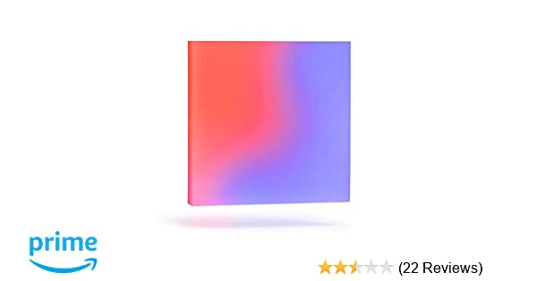LIFX Tile Modular Light, Tile Light, Color Changing, Dimmable, No Hub  Required, App and Voice Control, Works with Amazon Alexa, Apple HomeKit,  Google