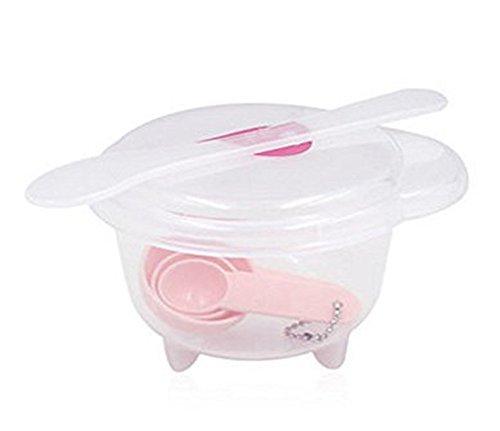 5 in 1 DIY Homemade Cosmetic Tool Facial Skin Care Mask Bowl