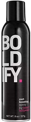 BOLDIFY Root Booster for Hair - Get Incredible Lift, Root Boost & Volume - Stylist Recommended Root Lifter Hair Products + Hair Volumizer for Fine Hair -8oz