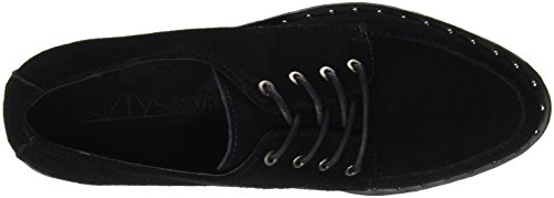 SixtySeven 78759, Women's Shoes Suede Black
