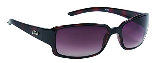 Calcutta Savanah Sunglasses, Tortoise Frame/Amber - Direct Discount Sunglasses