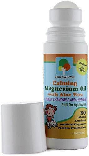 Kid Safe Magnesium Oil