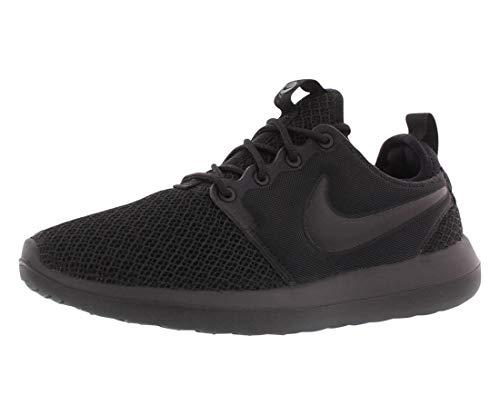 Nike Roshe Two Womens Shoes Black/Black 844931-010 (6 B(M) US) (Roshe Nike Shoes)