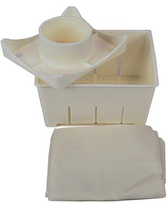 Soymilk & Tofu Making Kit: Includes 5 Lbs. Organic Yellow Soybeans, Tofu Maker & Soyabella Soy Milk Machine by Handy Pantry (Image #4)