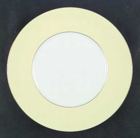 J.L. Coquet Sable Round Buffet Plate by JL Coquet