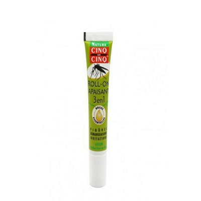 Cinq sur Cinq 3 in 1 All Natural Soothing Insect Bite Ointment Roll-on 7 Ml