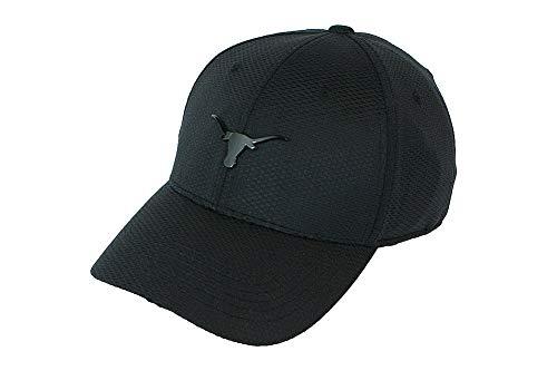 Texas Longhorn Hats (Elite Fan Shop Texas Longhorns Fitted Hat Performance Black -)