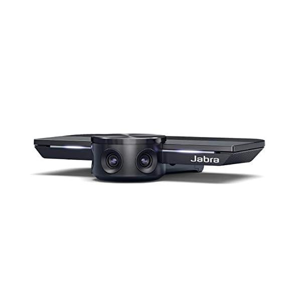 Jabra PanaCast  Intelligent 180 Panoramic 4K Huddle Room Video Camera  Inclusive Video Conferencing