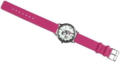 Spiegelburg 10555 Reloj de Pulsera Rosa por Jill 'It's Fashion Time'