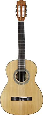 Fender MC-1 3/4 Nylon, Natural, Rosewood Fretboard