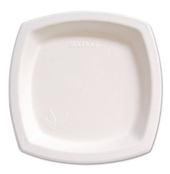 6PSC2050PK Eco Forward Dinnerware Plate Ivory product image