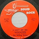 Jumpin' Jack Flash b/w I Can't Get No (Satisfaction) RARE 45 rpm single