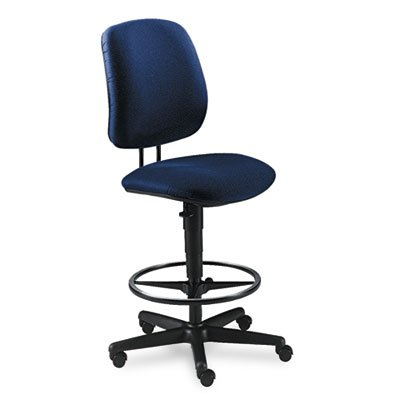 7700 Series Swivel - 7700 Series Swivel Task stool, Blue, Sold as 1 Each