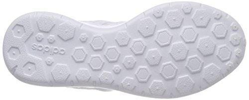 Adulto Ftwbla de Gimnasia Unisex Blanco 000 Lite adidas Racer Zapatillas TqP8af