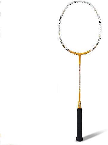 マルチエンターテインメントに適したバドミントンラケット、プロのバドミントンラケットは、受信エリアを増やしてヒット率を向上させ、