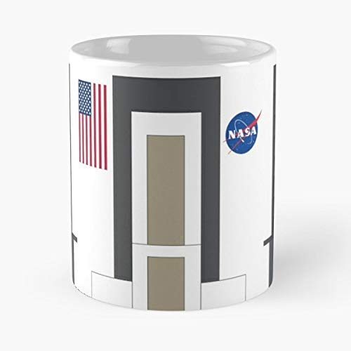 Vehicle Assembly Building Shuttle Nasa Vab - Best 11 oz Coffee Mug Cheap - Building Assembly Vehicle