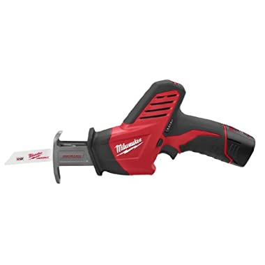 Milwaukee 2420-21 12-Volt Hackzall Saw Kit