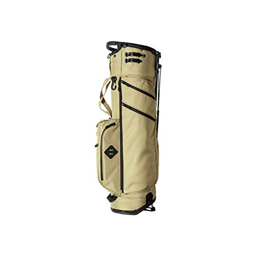 Bag Golf Utility (Jones Golf Bags Utility Trouper Stand Bag, Sand)