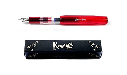kaweco-ice-sport-fountain-pen-red-pen-nib-ef-extra-fine