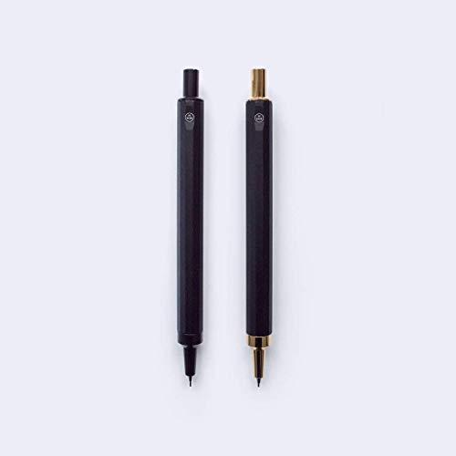 HMM PENCIL BLACK - ALUMINIUM PENCIL BLACK