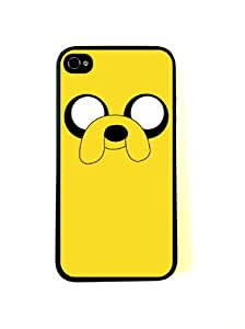 Jake Adventure Time iPhone 4 Case - Fits iPhone 4 and iPhone 4S