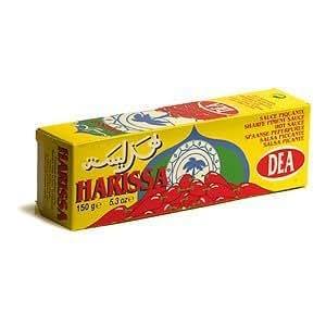 Dea Harissa Hot Sauce in tube