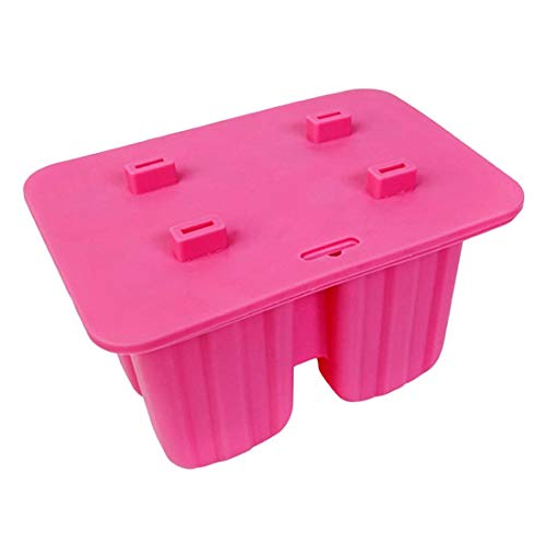 1 piece 6 10 Cell Ice Cream Ice Cube Maker Lolly Mould Tray Pan Kitchen Frozen Ice Cube Molds Popsicle Maker DIY Ice Cream Tools