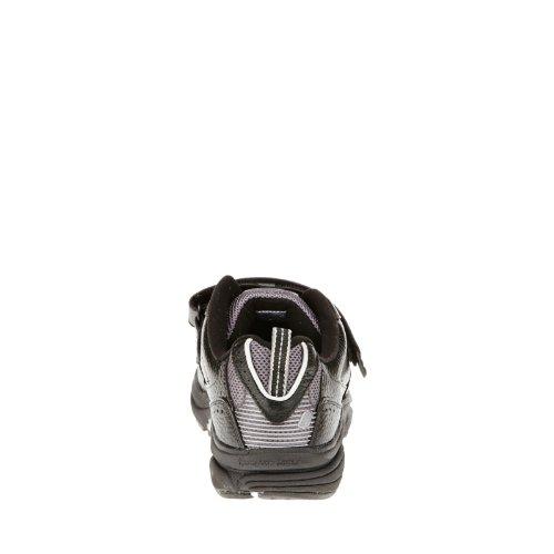 Dr. Comfort Winner X Slip-On-Schuhe mit Klettverschluss Schwarz