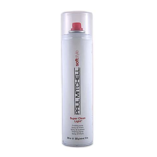 Paul Mitchell Super Clean Light Finishing Spray, 10-Ounces Bottle
