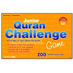 "Quran Challenge Game ""Junior"""