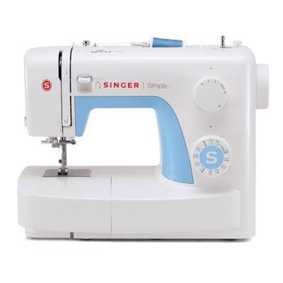 037431883834 - Singer 3221 Simple Sewing Machine with Automatic Needle Threader, 21 Stitches carousel main 0