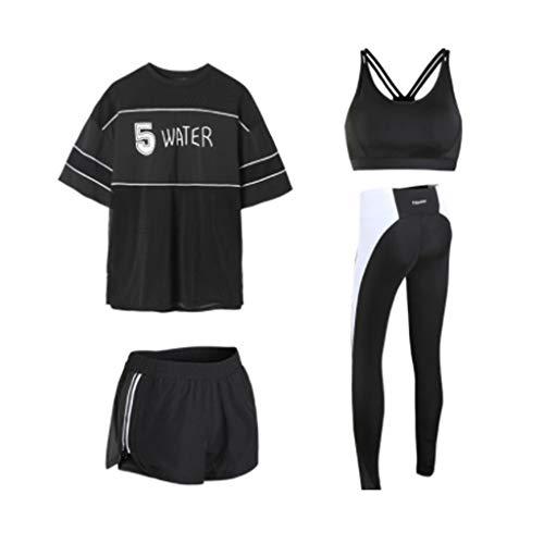 Asciugatura Yoga Rapida Running Set Palestra Fitness Lilongjiao Abbigliamento 3 Donna Per AYzqXTWxwO