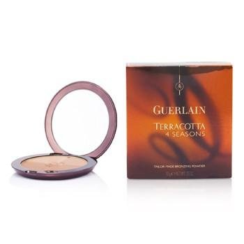 Guerlain - Terracotta 4 Seasons Tailor Made Bronzing Powder - # 04 Moyen - Blondes 10g/0.35oz 3.34647E+12
