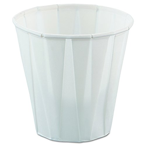 Solo 450-2050 3.5 oz Treated Paper Portion Cup (Case of 5000)