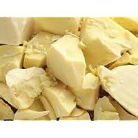 Raw Cocoa Butter 100% Pure 8oz - Yellow Brick Road - Fresh (1/2 LB)…
