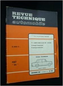 Revue technique automobile, n° 259, novembre 1967 epub, pdf