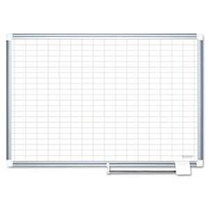 BVCMA0592830 UNITED STATIONERS (OP) BOARD,PLNR,48X36 GRID,WH by BVCMA0592830