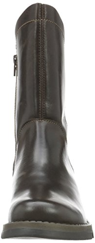 Fly London Sien, Women's Short Boots Brown (Dk.brown 004)
