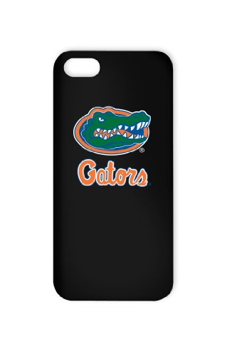Tribeca Gear FVA7578 Hard Shell Case for iPhone 5 - University of Florida - 1 Pack - Retail Packaging - Black