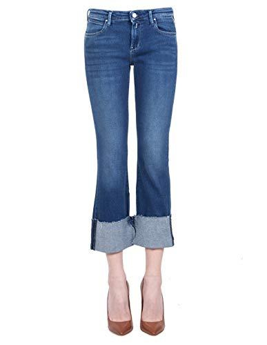 (Replay - Jeans Woman Denim WA697R.000.69C 451 Deya Pantalone Spring/Summer 2019-330085096-07-US 30)