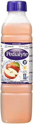 Pedialyte Solución, Manzana, 500 ml